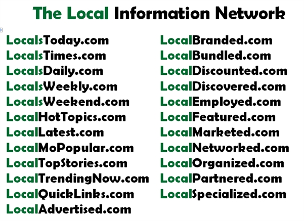 Local Information