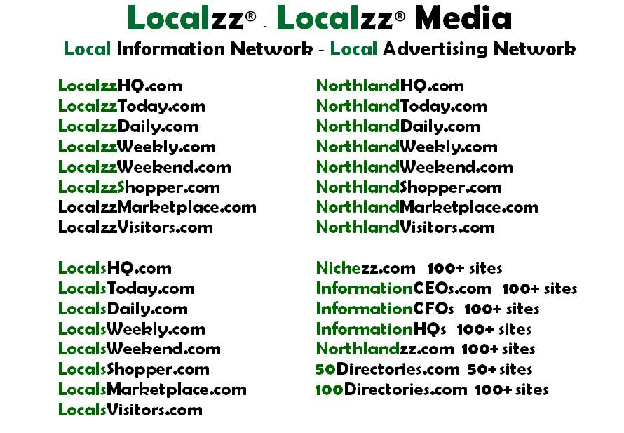 Localzz Core Sites