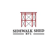 Sidewalk Shed NYC David Paul
