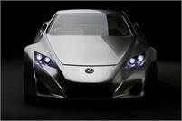 Luxury Lexus - Sample Ad
